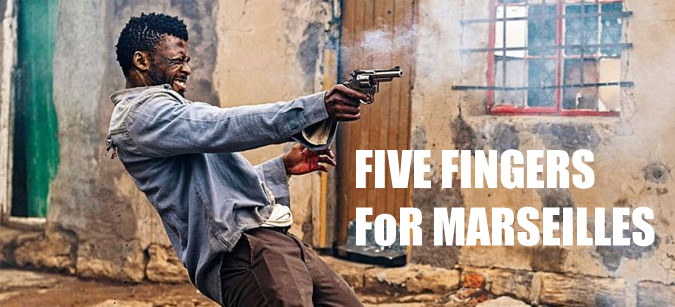 Five Fingers for Marseilles © Donau Film
