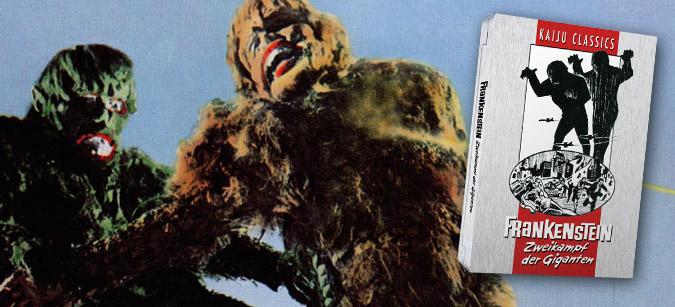 Frankenstein - zweikampf der Giganten © Anolis Entertainment