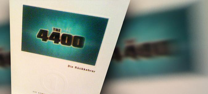 4400 - Die Rückkehrer / The 4400