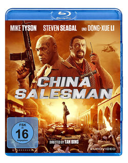 China Salesman © Eurovideo