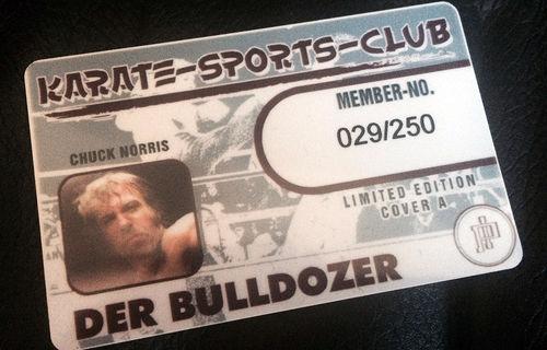 Der Bulldozer © Inked Pictures