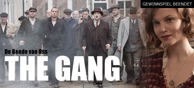 The Gang © Black Hill Pictures