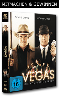Vegas © Paramount Home Media Distribution