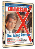 Kommissar X - Drei blaue Panther © Anolis Entertainment