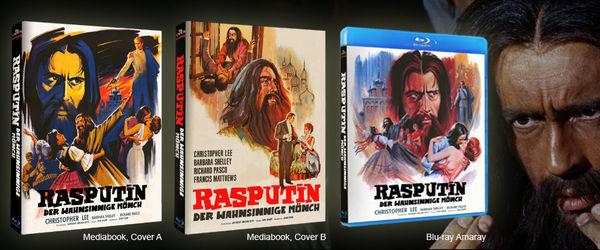 Rasputin - der wahnisinnige Mönch © Anolis
