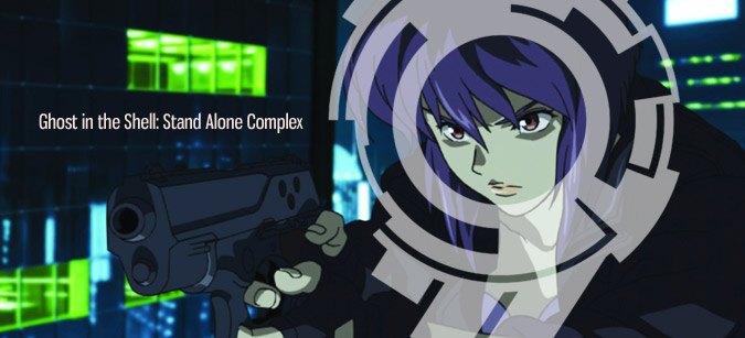 Ghost in the Shell: Stand Alone Complex © © 2002-2004 Shirow Masamune-Production I.G/KODANSHA