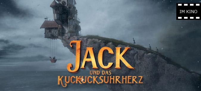 Jack und das Kuckucksuhrherz - Jack et la mécanique du coeur © Universum Film