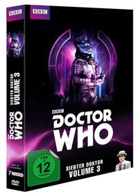 Doctor Who – Siebter Doktor – Volume 3 © Pandastorm Pictures